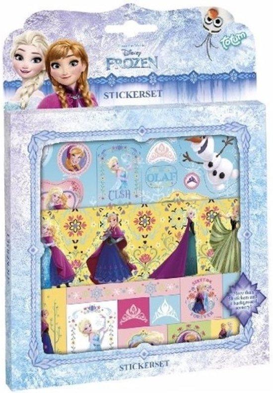 Frozen sticker set van 50 stuks