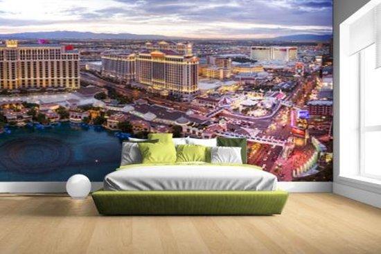 Centrum Las Vegas Fotobehang 380x265