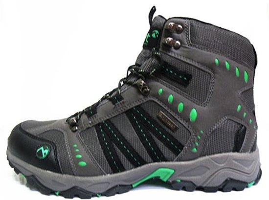 6502aa55836 Heren wandelschoenen | Heren hike schoen beck hoog donkergrijs | maat 45