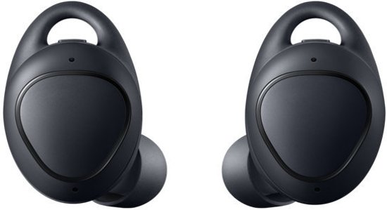 Samsung Gear IconX Zwart