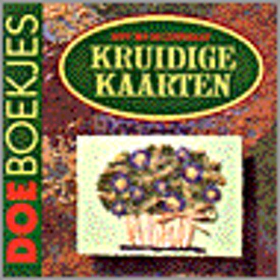 KRUIDIGE KAARTEN - Van de Lustgraaf |