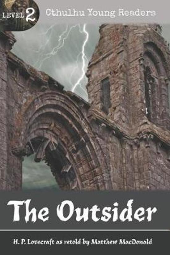 The Outsider (Cthulhu Young Readers Level 2)