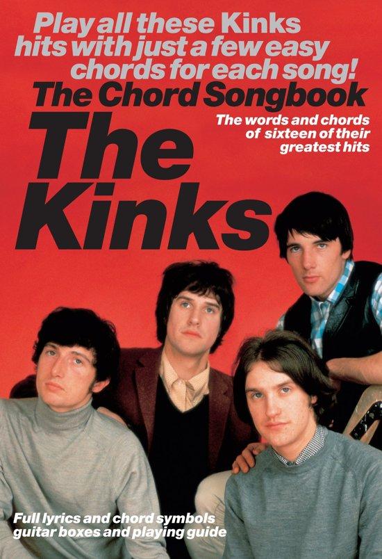 Bol The Kinks Chord Songbook Ebook Divers 9781783233229