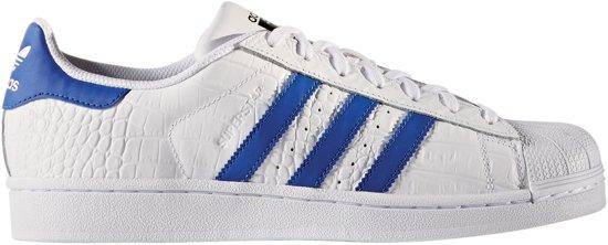 Adidas Unisex Sneakers Superstar Blu taglia Bianco 38 rxArn1Oq