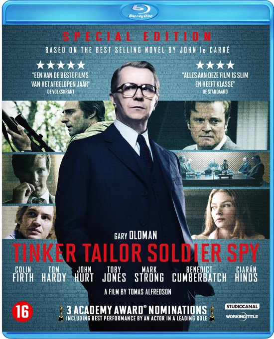 Tinker Tailor Soldier Spy (Special Edition) (Blu-ray)