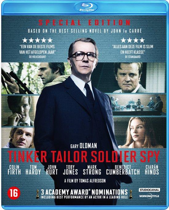 Cover van de film 'Tinker Tailor Soldier Spy'