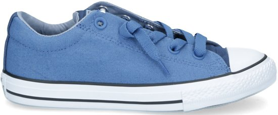 328006c05d8 bol.com | Blauwe Lage Sportieve Sneakers Converse Chuck Taylor All ...