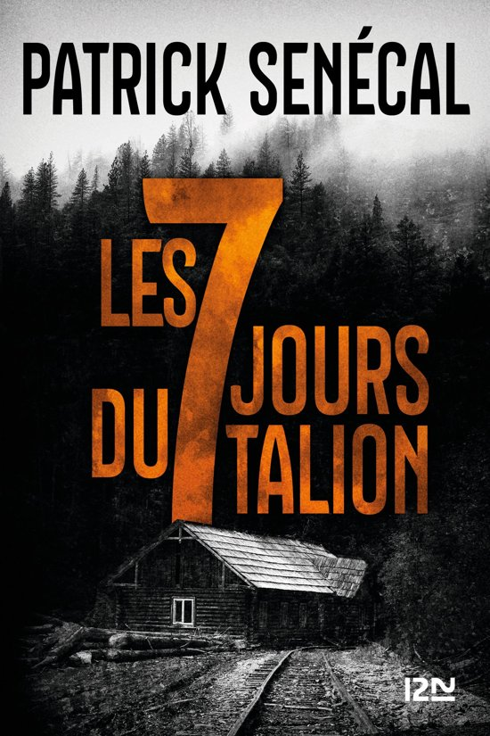 Boek cover Les Sept jours du Talion van Patrick Senécal (Onbekend)