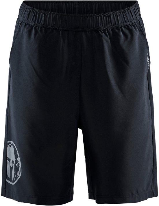 Craft Spartan Shorts Zwart Heren