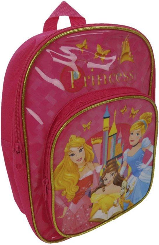 f23b58faf6a bol.com   Princess rugtas - roze - Prinsessen rugzak