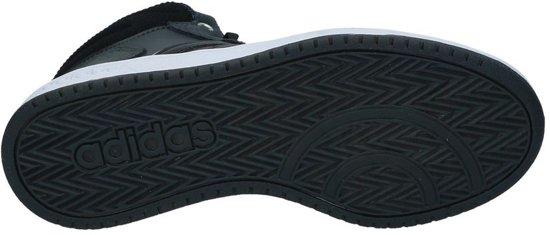 45075e070ac bol.com   adidas - Hoops 2.0 Mid - Sneaker hoog gekleed - Dames - Maat 36,5  - Grijs;Grijze -.