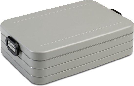 Mepal Take A Break Lunchbox - Large - Zilver