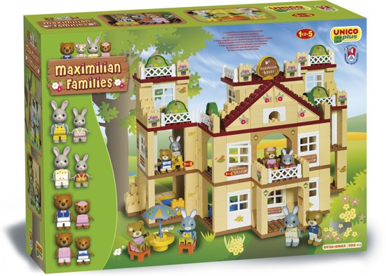 Maximilian Families Unico Huis 296dlg.