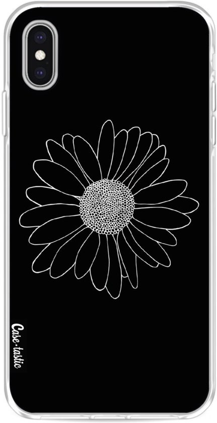 Casetastic Softcover Apple iPhone XS Max - Daisy Black