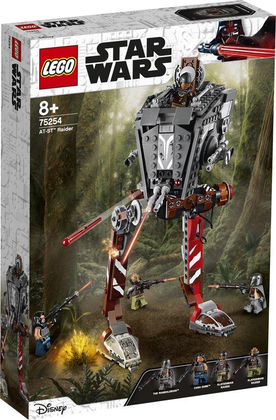 Afbeelding van LEGO Star Wars AT-ST Raider - 75254 speelgoed