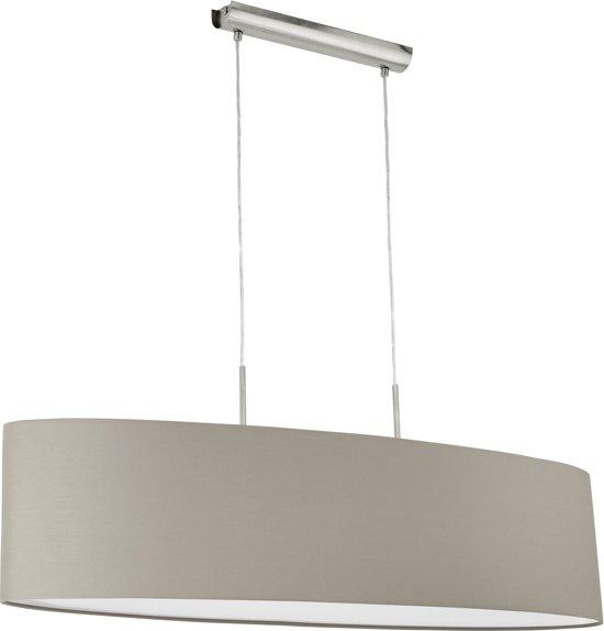bol eglo pasteri hanglamp 2 lichts lengte 1000mm