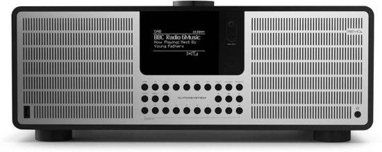 Revo SuperSystem Stereo internetradio met Bluetooth, Spotify,