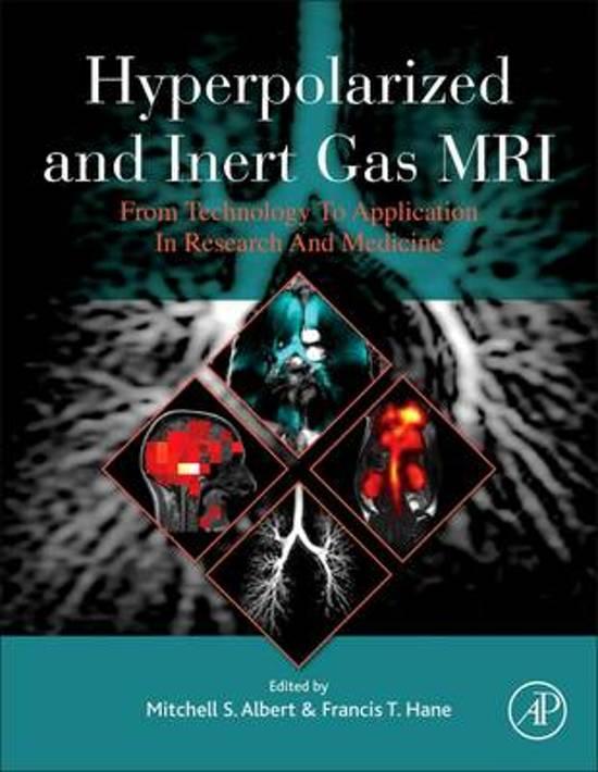 Hyperpolarized and Inert Gas MRI