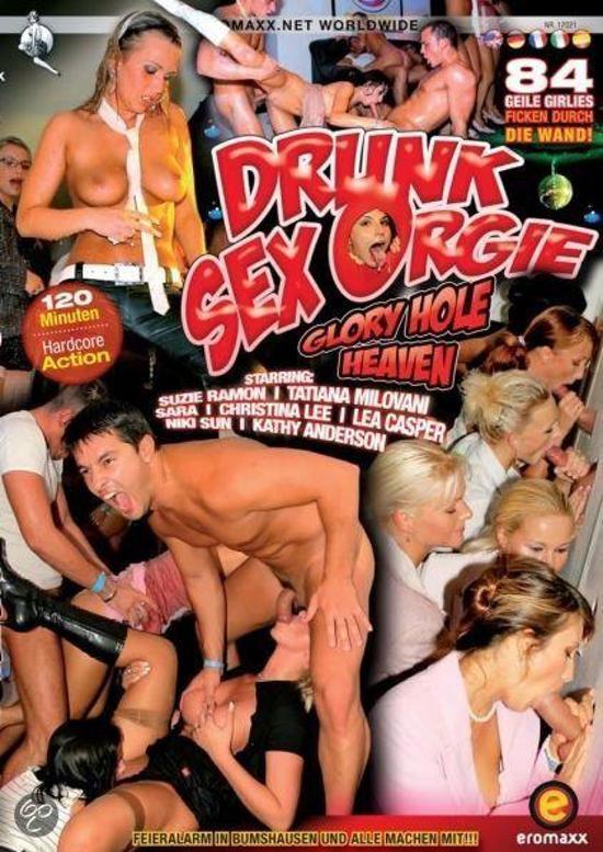 Glory Hole orgie
