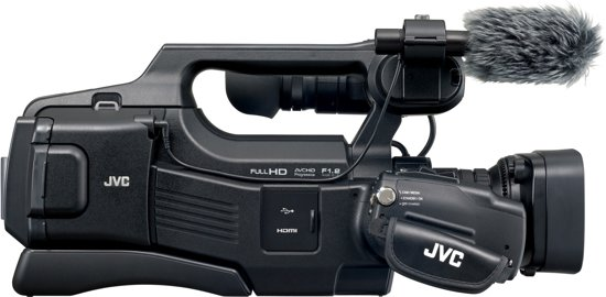 JVC GY-HM70E - Professionele camcorder
