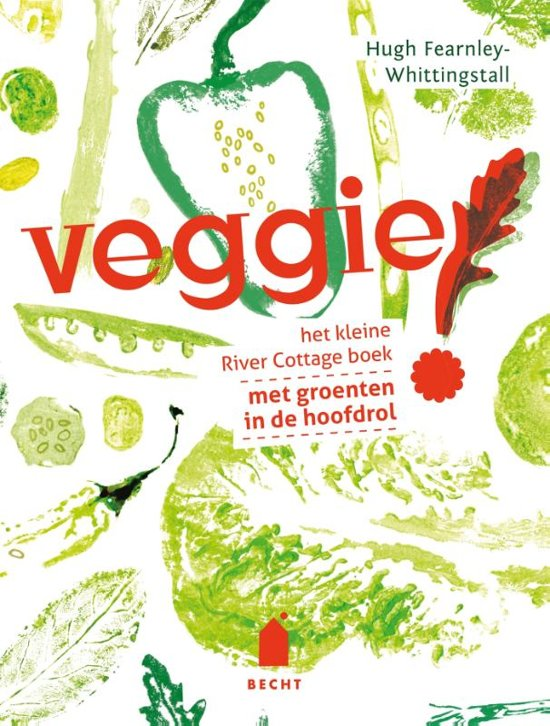 Boek cover Veggie ! van Hugh Fearnley-Whittingstall (Hardcover)