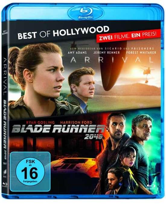 Arrival / Blade Runner 2049 (Blu-ray)