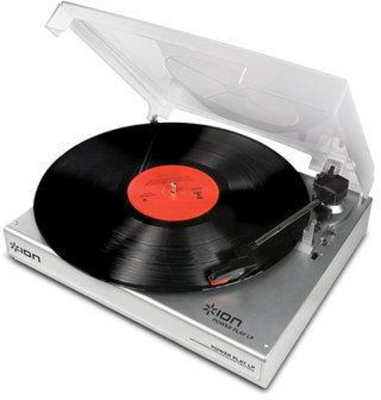 Wonderbaar bol.com | ION Powerplay LP - Platenspeler met USB CW-04