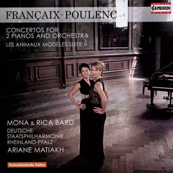 Concerto For Two Pianos And Orchestra - Les Animau