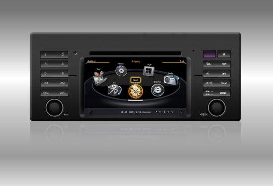 audiovolt autoradio 2 din navigatie bmw e38 e39 e53. Black Bedroom Furniture Sets. Home Design Ideas