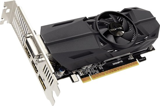 Gigabyte GeForce GTX 1050 OC Low Profile 2G