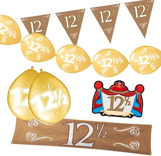 Uitzonderlijk bol.com | 12,5 Jaar Getrouwd Versiering Pakket, Folat | Speelgoed @HY62