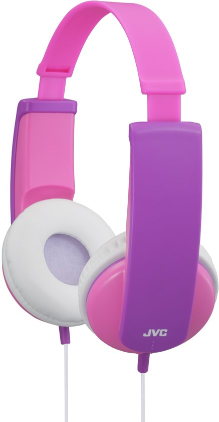JVC HA-KD5 - Kinder koptelefoon - Roze