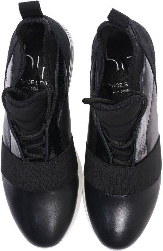 Hip 39 Vrouwen Sneakers D1491Zwart Maat A54jL3R