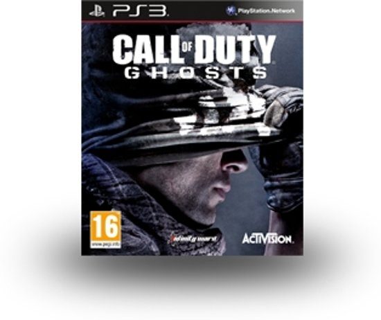 Call of Duty Ghost Limited Edition - PS3 kopen