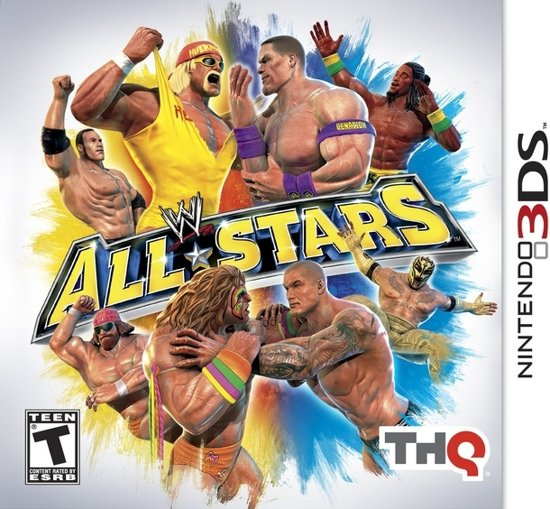 WWE All-Stars - 2DS + 3DS kopen