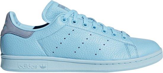 adidas stan smith blauw grijs