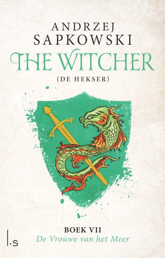 Boek cover The Witcher 7 - The Witcher - De Vrouwe van het Meer van Andrzej Sapkowski (Paperback)