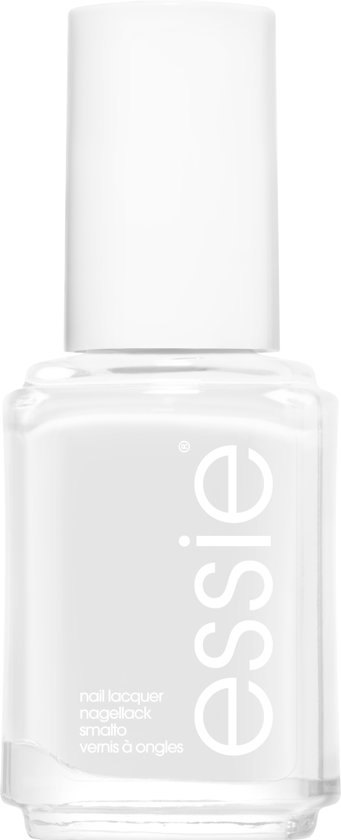 essie blanc 1- wit nagellak