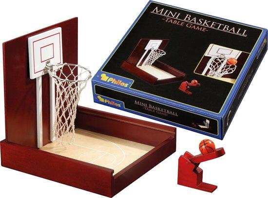 Philos Mini Basketbal - Tafelspel - 245 x 245 x 255 mm