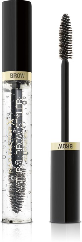 Max Factor Natural Brow Styler - 001 Clear - Wenkbrauwgel