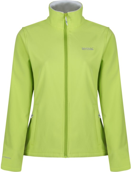 Regatta Connie III Softshell Jas Dames Bordeaux rood