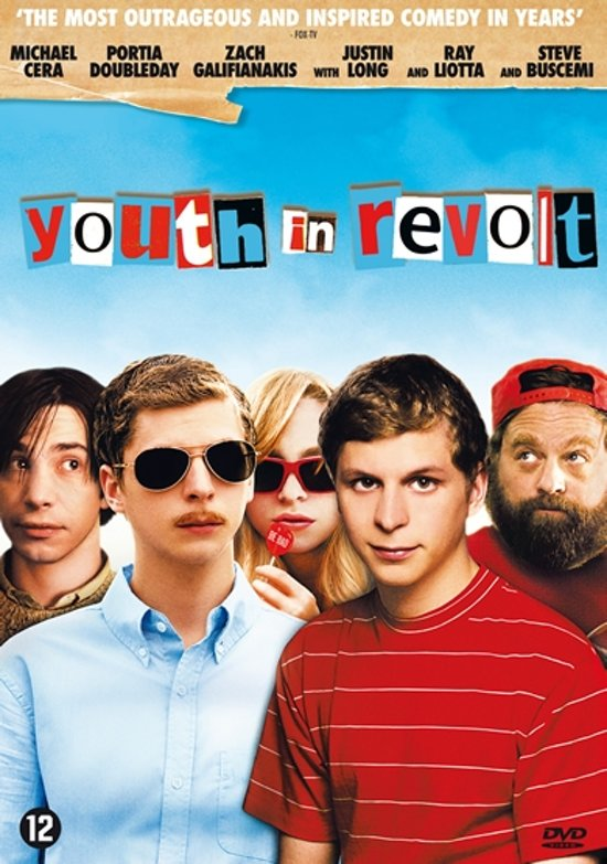 Cover van de film 'Youth In Revolt'