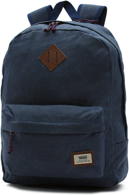 78552fe35b4 bol.com | Vans Old Skool Plus Backpack Dress Blues Heather / Rugtas