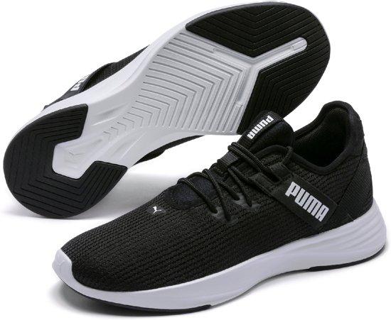 PUMA Radiate Xt Wn'S Sportschoenen Dames - Puma Black / Puma White - Maat 40.5