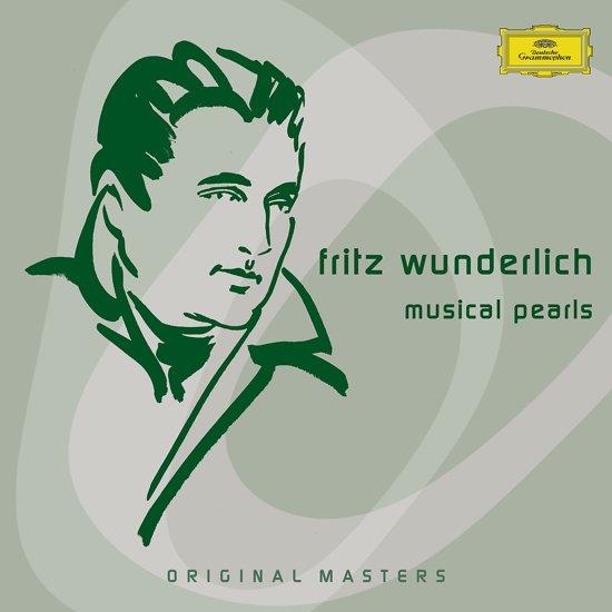 Fritz Wunderlich On Deutsche Grammophon