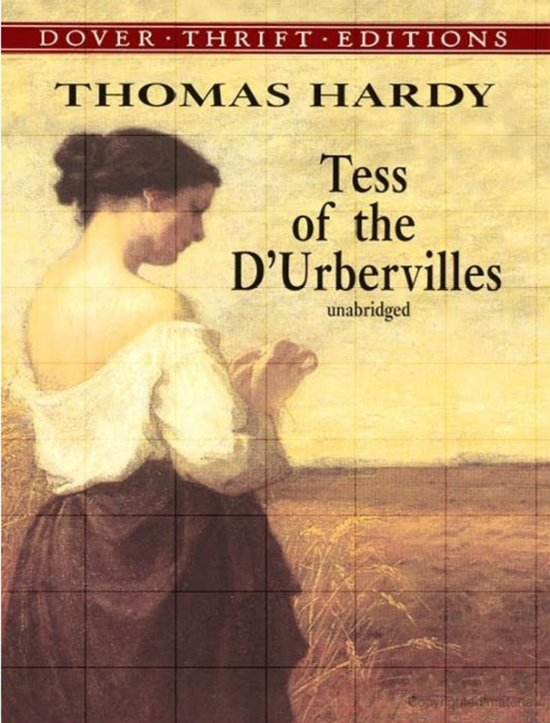 a literary analysis of the tess of the durbervilles by thomas hardy Tess of the d'urbervilles new edition thomas hardy edited by simon gatrell, juliet grindle, penny boumelha, and notes by nancy barrineau oxford world's classics.
