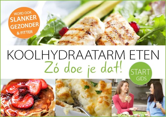 koolhydraatarm eten diabetes