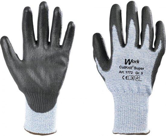 Snijbestendige handschoen ESV Work® Cutknit Super 8 (M)
