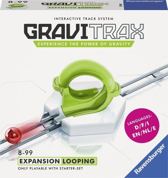 Afbeelding van Ravensburger GraviTrax® Looping Uitbreiding - Knikkerbaan speelgoed
