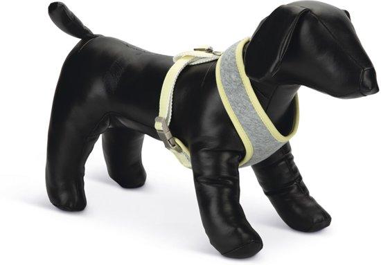 Beeztees Puppy Bronda - Hondentuig - Grijs - S